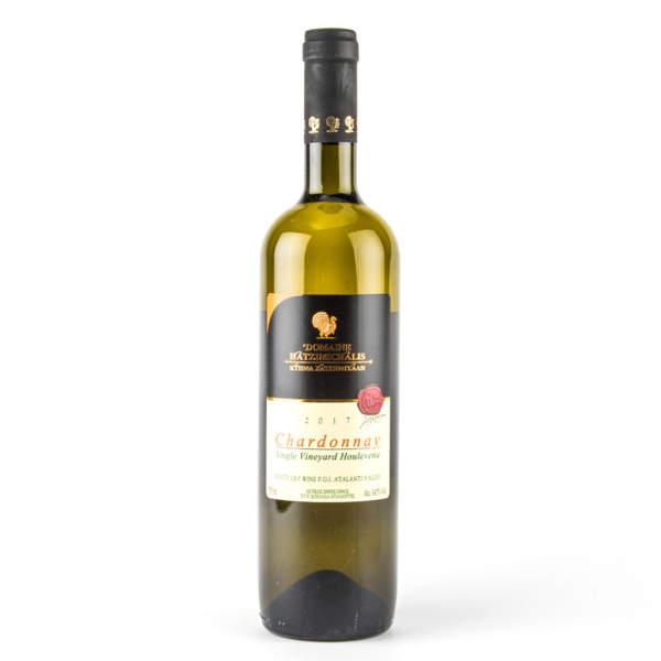 Griechischer Chardonnay der Domaine Hatzimichalis