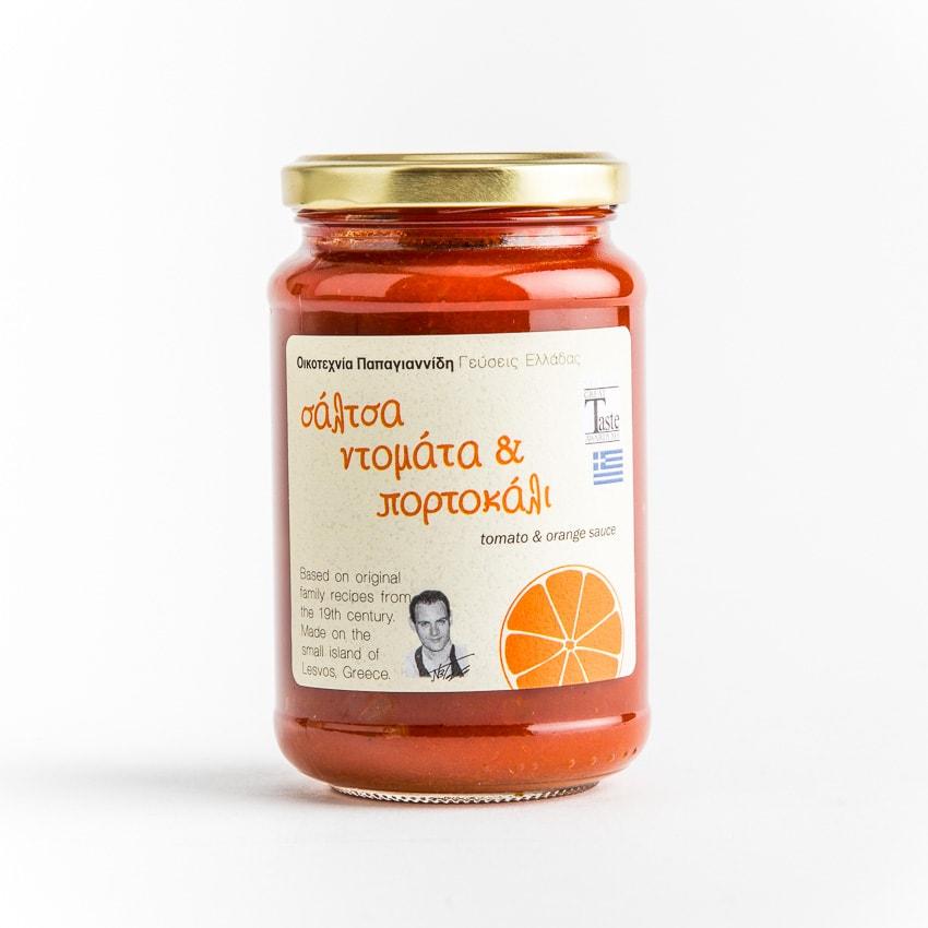 Papayiannides Tomatensugo Orange Online Shop